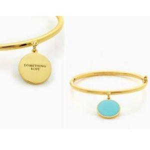 NWOT Kate Spade Something Blue Bracelet